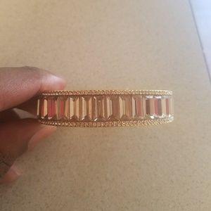 Gold tone Louise et cie bracelet